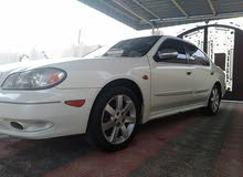Nissan Maxima 2003 For sale - White color
