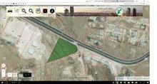 ارض 6627 متر قطعه ارض التصنيف صناعي تجاري ابو علندا بعد اشارة الغاز