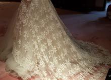 فستان زفاف تركي نظيييف جدا