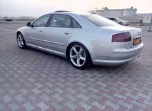0 km mileage Audi A8 for sale