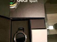 ساعة سامسونج gear sport