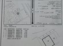 أرض سكني تجاري (صحار-العوينات) للبيع