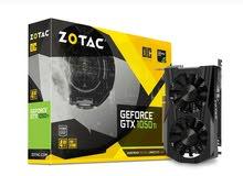 GTX 1050 TI ZOTAC 4GB