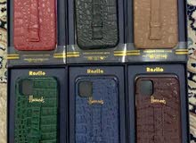 harrods iphone pro 11 & pro 11 Max leather case كفرات هاردوز
