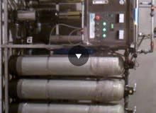 عالم المحطات لتحليه المياه ومصانع نفخ البلاستيك