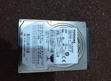 هارديسك داخلي لابتوب نوع Toshiba حجمه 160 GB للبيع