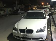 BMW 528 2009 For sale - White color