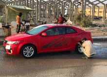 Kia Forte 2012 For sale - Red color