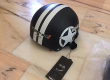 Helmet دراجه هوائية  ( بسكليت)