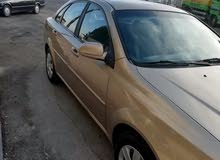 Gasoline Fuel/Power   Chevrolet Optra 2008