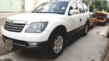 White Kia Mohave 2010 for sale