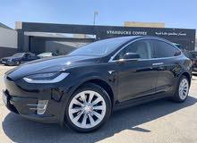 تيسلا اكس Tesla x 2017 وارد الوكالة