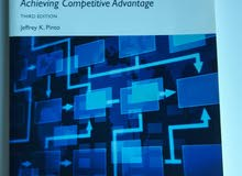 project managment:achieveing competetive advantage