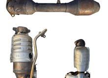 catalytic converters ceramic