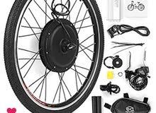 مجموعة التحويل الدراجة الكهربائية مقاس 26