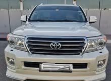 2014 Toyota land Cruiser GXR-V6 – 48,889 km