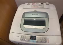 غسالة هيتاشي 10،50 كيلو — للبيع