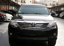 Toyota fortuner 2012 4 cylinder perfect car for sell