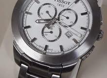 ساعة تيسوت سويسري اصلية (ستووب ووج)