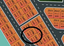 - تملك ارض سكنية فى منطقة مصفوت حوض 8