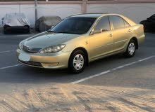 Toyota Camry 2005 only 94000km
