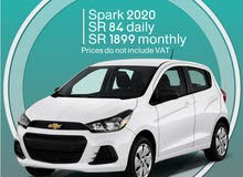 Chevrolet Spark 2020 for rent
