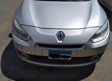 سيارة رينو فلونس فابريكة باسم صاحبها بها رخصة سنة وشهر
