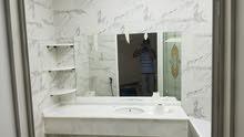 glass kichan washroom glass