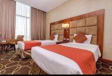 غرف بفندق 4 نجوم بأهم احياء دبي البرشا السعر أسبوعي