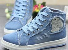 حذاء المقاسات من32 الي43
