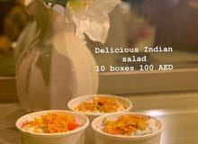 الذ سندويجات الشوارما والاكلات هنديه