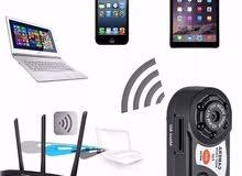 Mini caméra sans fil Hd Wifi Ip caméra Q7