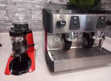Semi-annual coffee machine