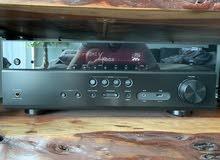 Yamaha RX-v485 Receiver - still under warranty
