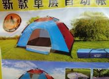 خيمة من 4 إلى 6 أشخاص اوتماتيك