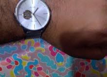 ساعة ألبا اتوماتيك اصلية لقطة