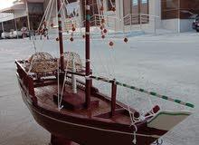 سفن زينة خشب للبيع