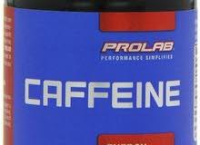 pure caffeineحبوب الكافيين