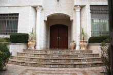 فيلا للايجار برام الله، الماصيون، خلف فندق الجراند بارك، السفارة الأردنية سابقا