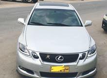 Lexus GS 2009 For sale - Silver color