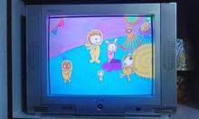 تليفزيون ملون GLV للبيع 21 بوصة