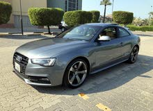 Automatic Grey Audi 2015 for sale