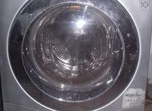 LG 5kg direct drive front load washing machine
