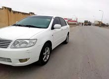2007 Used Corolla with Manual transmission is available for sale