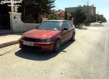 Honda Civic car for sale 1997 in Irbid city