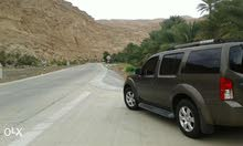 Gasoline Fuel/Power   Nissan Pathfinder 2008