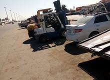 A Forklifts slightly New is up for sale