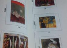 مجموعة من كتب الفن التشكيلي