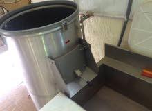 مصنع بطاطس تشبسي او ليزي او اصباع