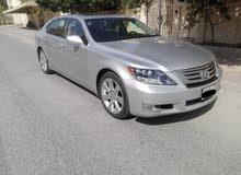 Lexus LS600HL 2012 (Silver)